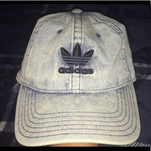 Other - Adidas Blue Hat